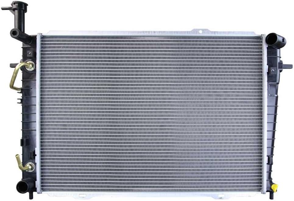 AutoShack RK1107 Aluminum Radiator