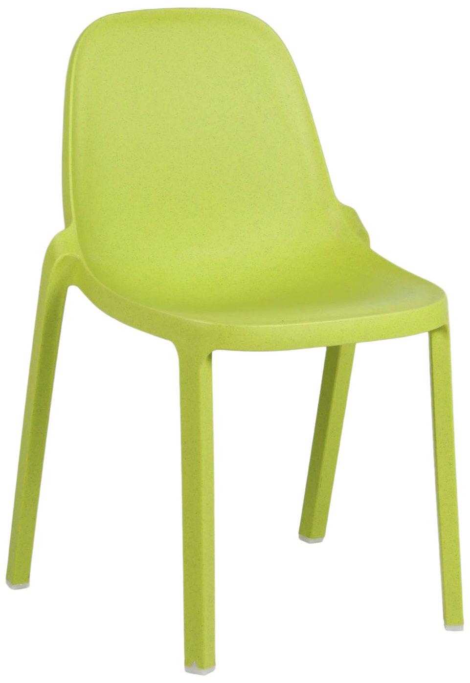 SuperStudio lo+demoda Jouyu Silla, Verde, 82x62x58 cm, 2 ...