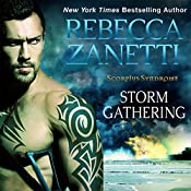 Storm Gathering: The Scorpius Syndrome, Book 4 | Rebecca Zanetti