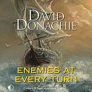 Enemies at Every Turn Audiobook