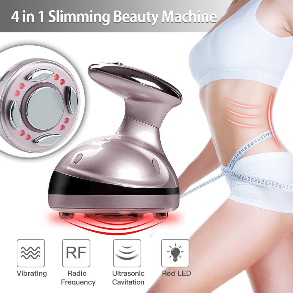 4 in 1 Multifunction Body Weight Loss Beauty Machine for Arm Leg Waist Massage and Skin Tighten Anti Wrinkles