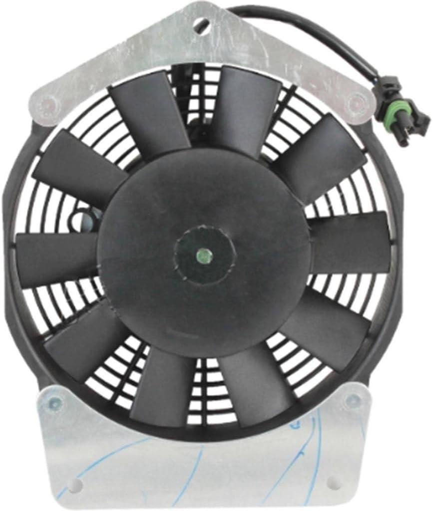 Cooling Fan Assemby POLARIS ATV Scrambler 400 2x4 4x4 2001 02 03 04 378cc
