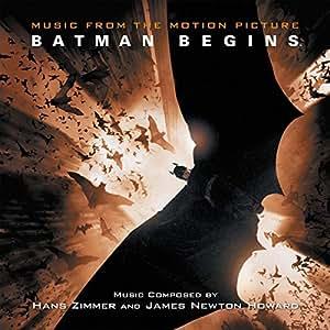 Hans Zimmer, James Newton Howard - Batman Begins ...