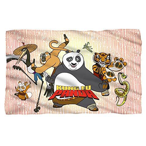 DreamWorks Group - Kung Fu Panda - Fleece Throw Blanket (Toy Panda Kung Soft Fu)