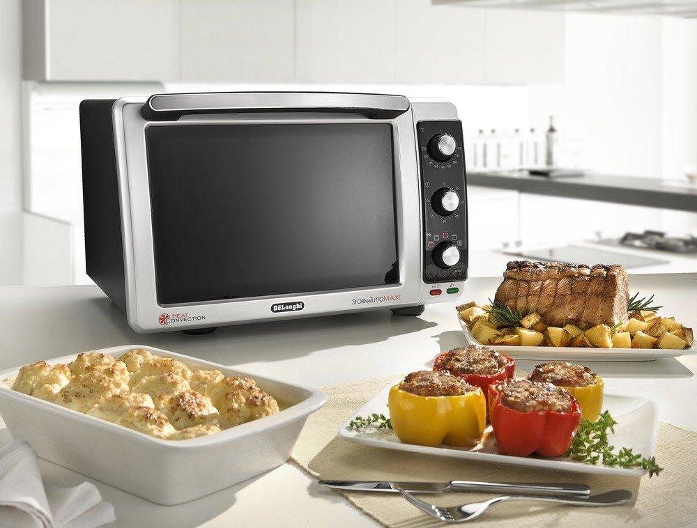 DeLonghi EO32752 Horno de sobremesa, 2200 W, 32 L, grill ...