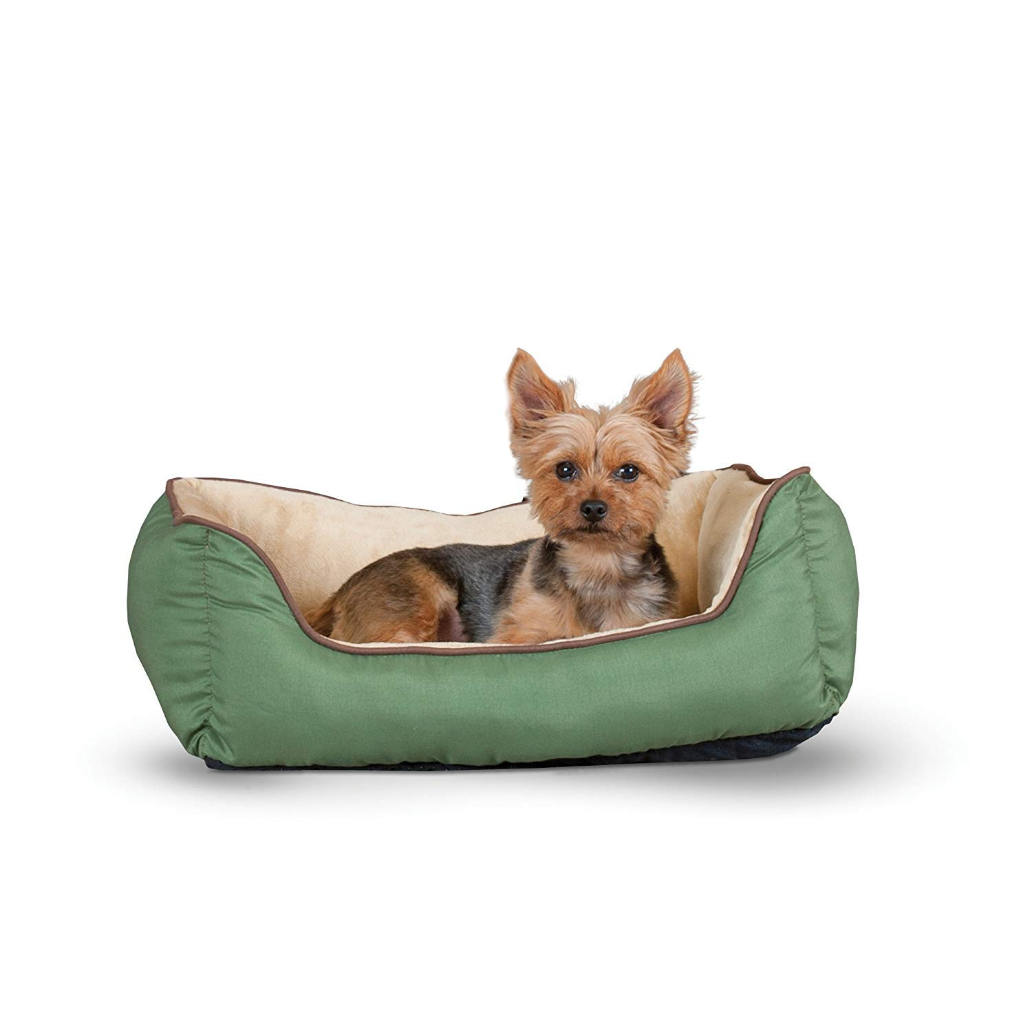 K&H Self-Warming Lounge Sleeper Pet Bed