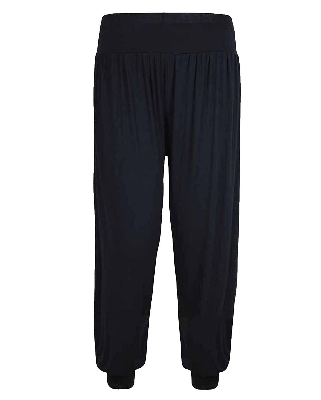ALI BABA COMPLETO Hareem Pantaloni Harem Pantaloni Leggings 8-14