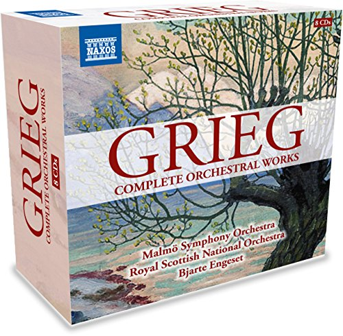 Grieg: Complete Orchestral Works