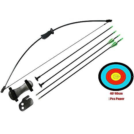 98c3cd98672 Amazon.com   PG1ARCHERY Archery Bow and Arrow Set