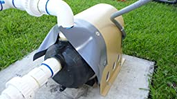 Hayward Ecostar Pump Motor Cover Variable Speed Pool Pump Motor Drive Cover