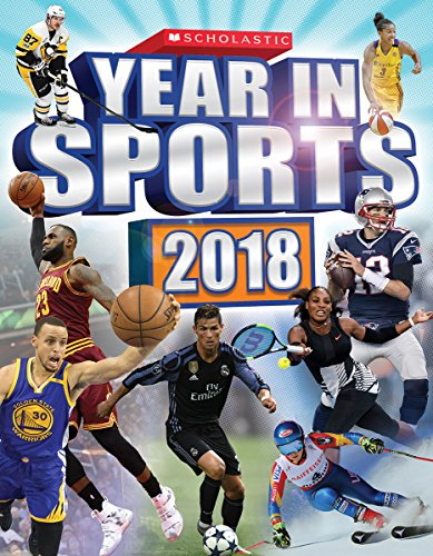 Price comparison product image Scholastic Year in Sports 2018