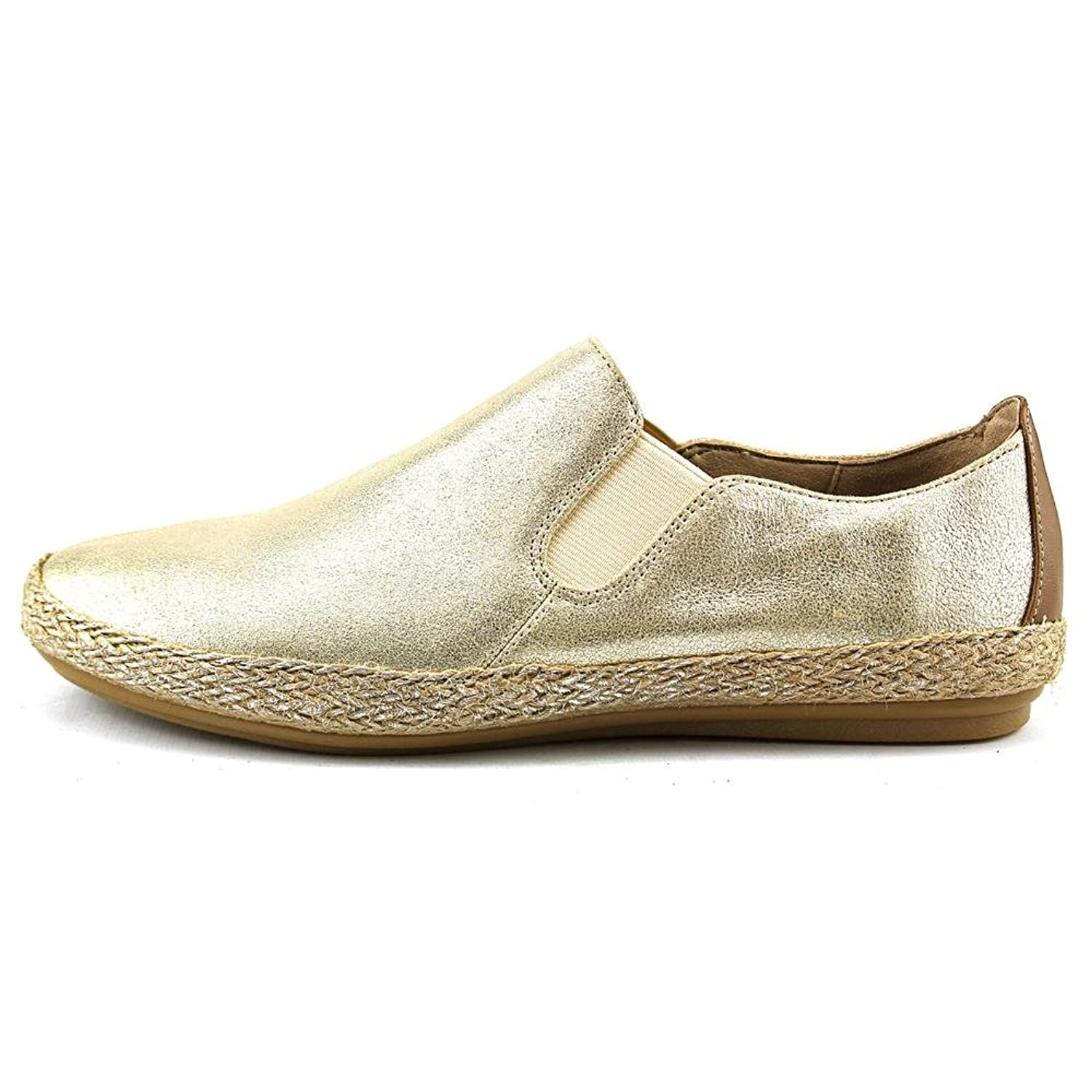 Easy Spirit e360 Gallen W Round Toe Leather Loafer