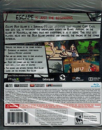 Escape Dead Island (Exclusive)