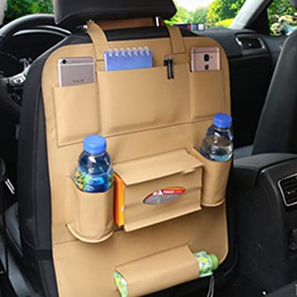 Amazon com: Fanxis Backseat Car Organizer Extra Large(26