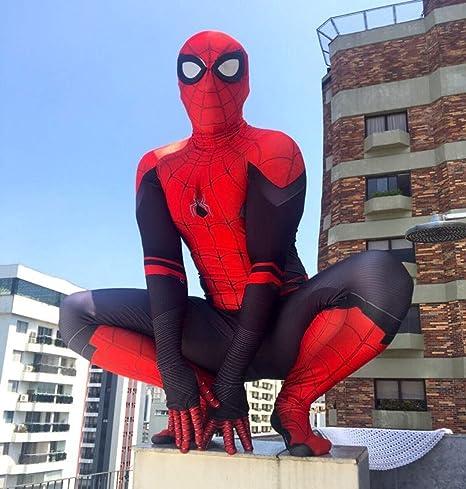 BLL Disfraz de Traje de Spider-Man Cosplay de la película ...