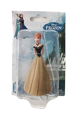 Amazoncom Brand New Disney Frozen Princess Anna Figurine Cake