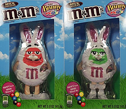 M&M'S Easter Milk Chocolate MINIS Size Candy Solid Easter Bu