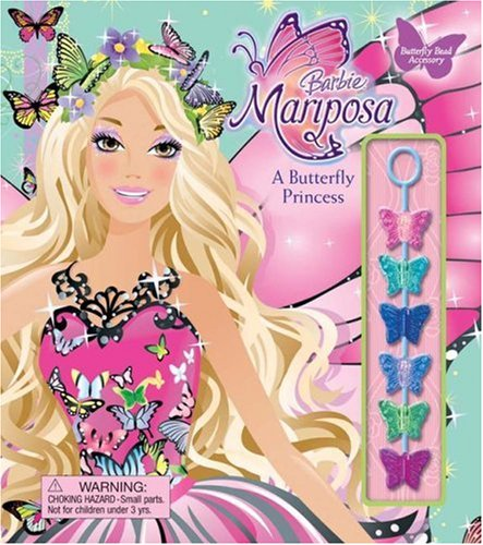 Download Barbie Mariposa: A Butterfly Fairy PDF