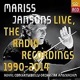 Jansons: Radio Recordings 1990-2014 [13 CDs]