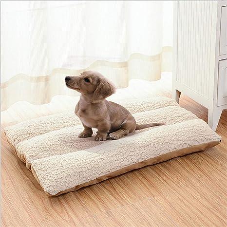 Wuwenw Colchón para Mascotas Extraíble Y Lavable Colchón ...