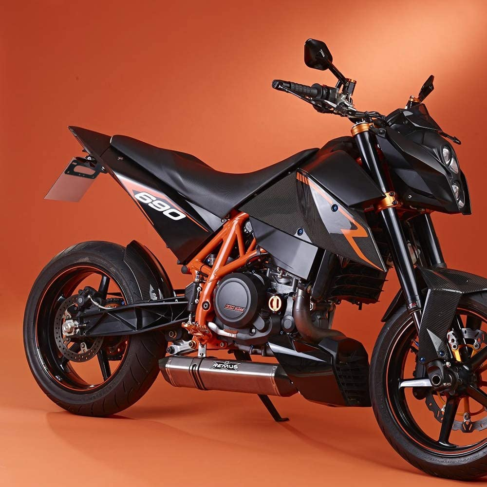 Compatible with OEM//Stock /& Aftermarket Turn Signal Fender Eliminator for 2012 2013 2014 2015 2016 2017 2018 2019 2020 KTM 690 DUKE Xitomer DUKE 690 Tail Tidy