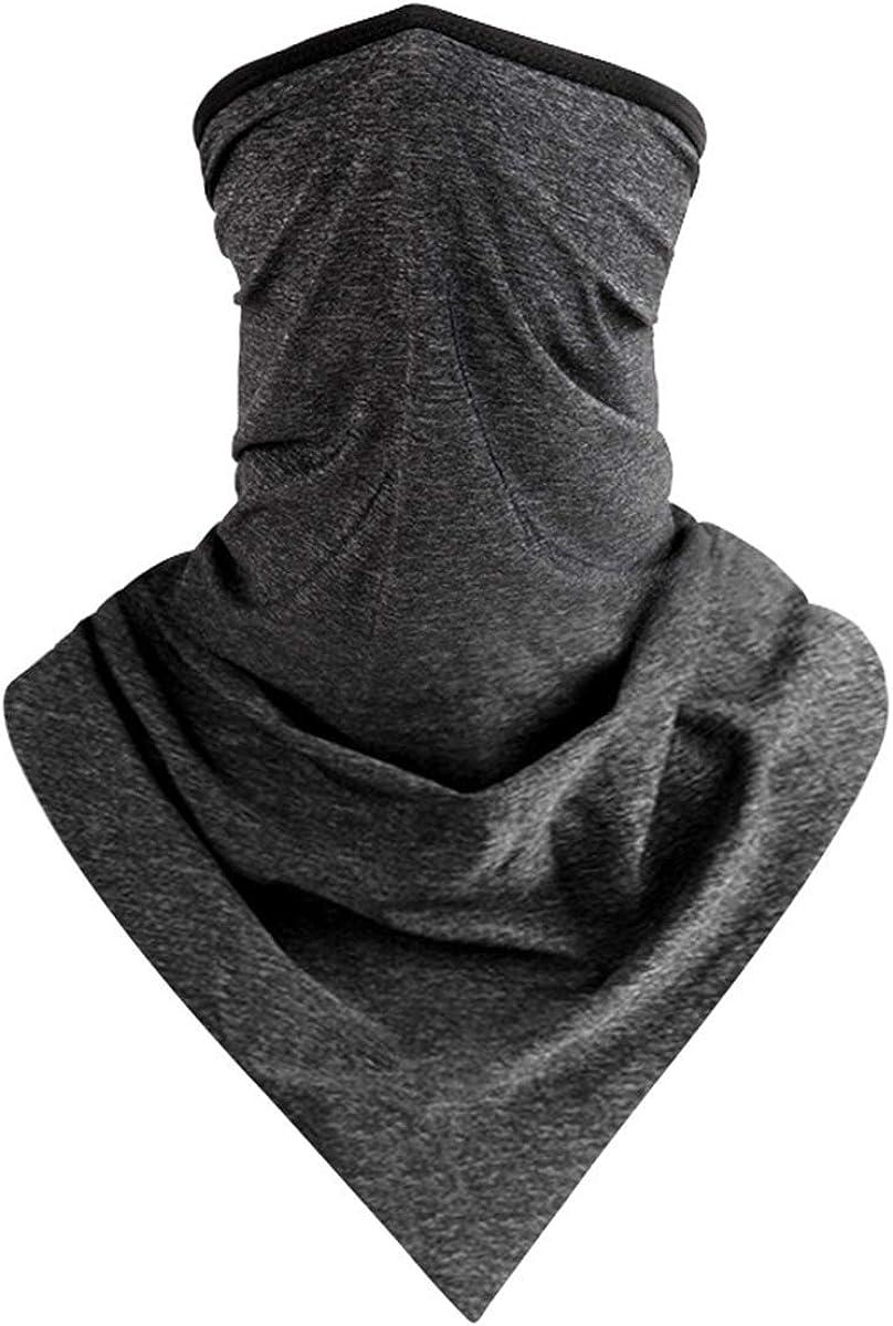 Bandana for Men Women Outdoors Headand Tube Scarf Neck Gaiter Scarf Dust Wind Balaclava Multifunctional Headwear