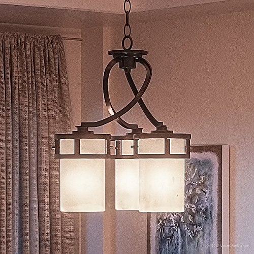 Luxury Rustic Chandelier, Medium Size: 22