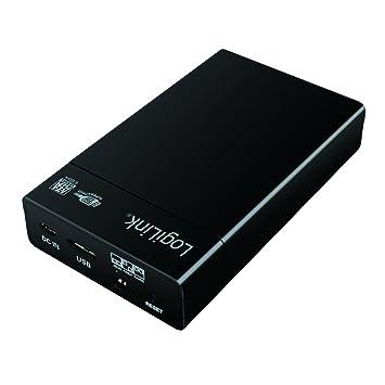 LogiLink UA0285 Caja para Disco Duro Externo 2.5