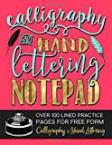 Calligraphy & Hand Lettering Notepad