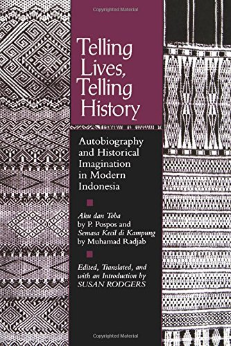 Telling Lives, Telling History: Autobiography and...