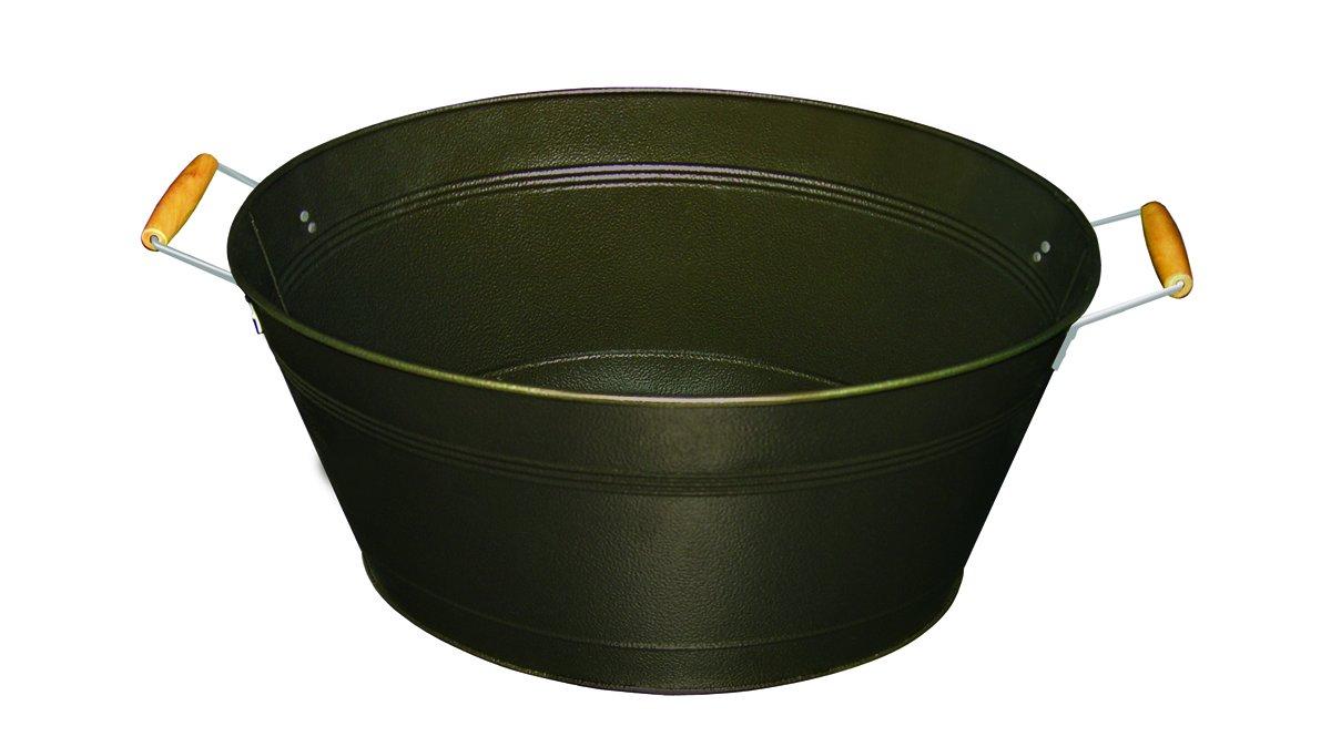 Update InternationalBT-19OV Beverage Tub, Antique Bronze