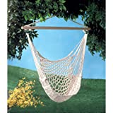 Cotton Net Chair Hammocks Set of 2