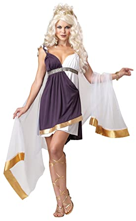 389de9deb5 Amazon.com  California Costumes Women s Venus Goddess Of Love Adult ...