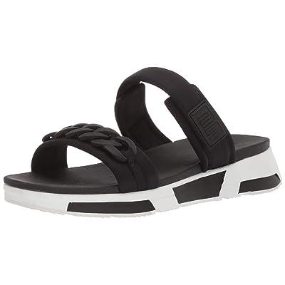 FitFlop Women's Heda Sport Slide-Chain Sandal | Sport Sandals & Slides