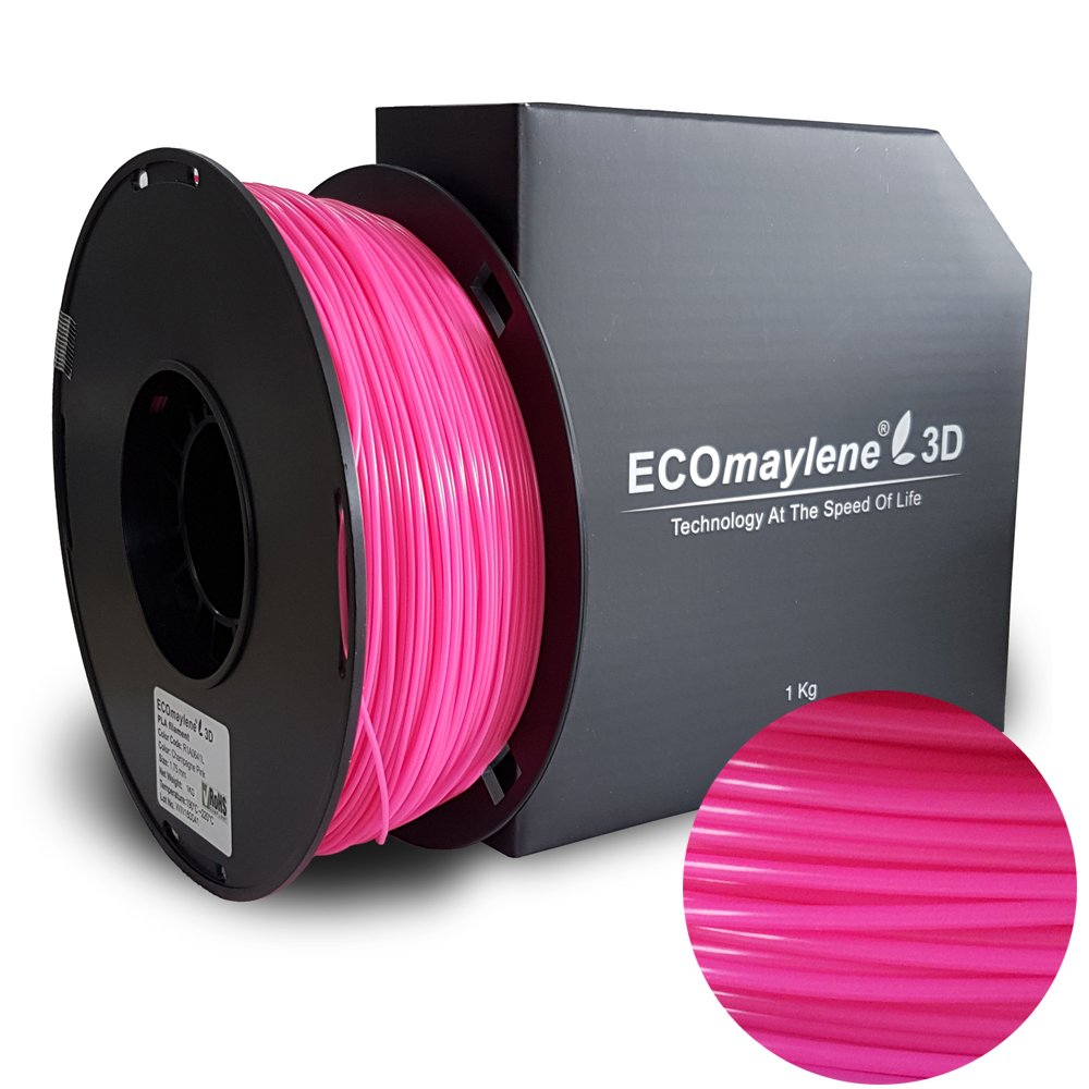 Amazoncom ECOmaylene3D PLA 3D Printer Filament 1Kg