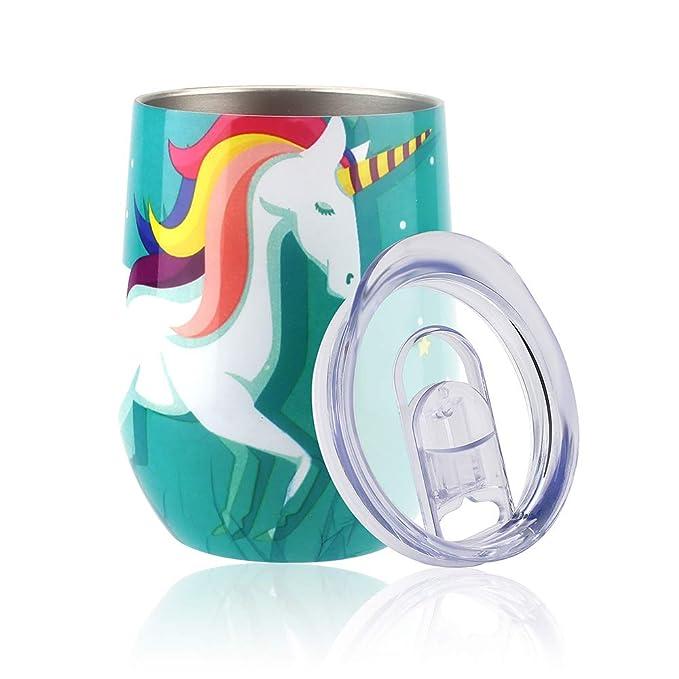 Taza termica de Unicornio
