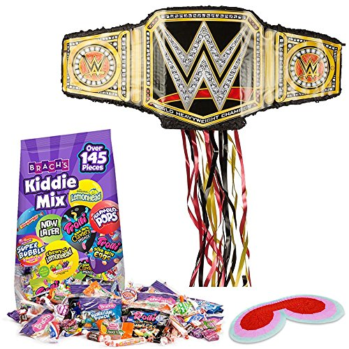 Costume SuperCenter WWE Belt Pinata Kit by Costume SuperCenter