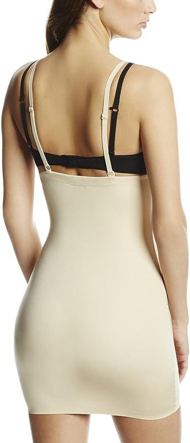 Maidenform Womens Flexees Shapewear Comfort Devotion Hi-Waist Half Slip