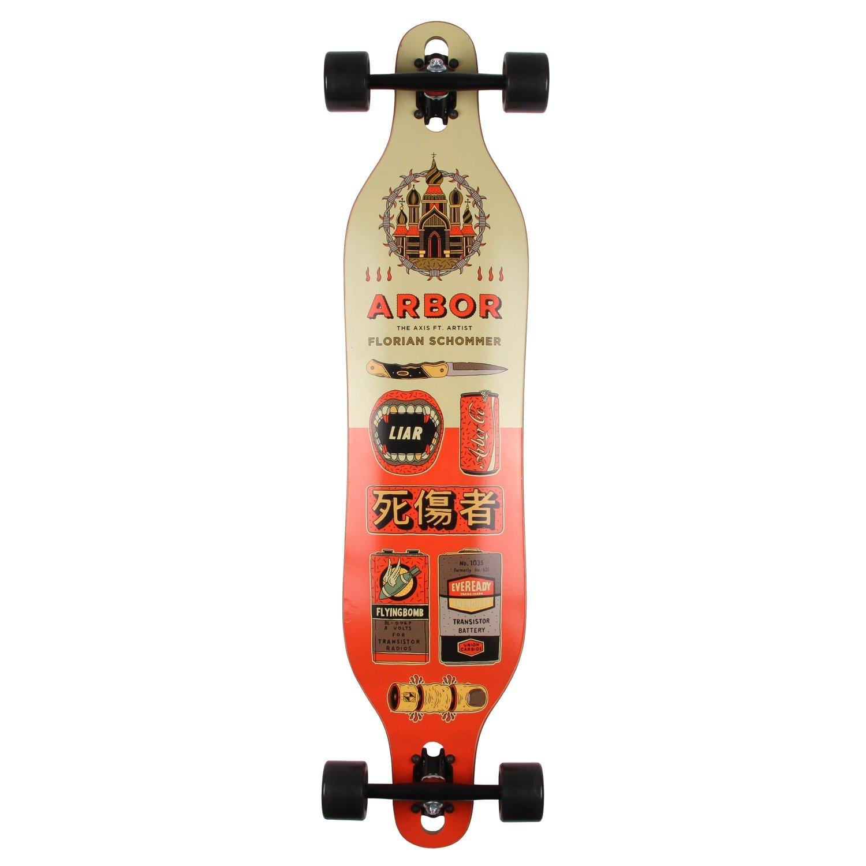 Arbor Skateboard - Axis 40 Artist - Schommer