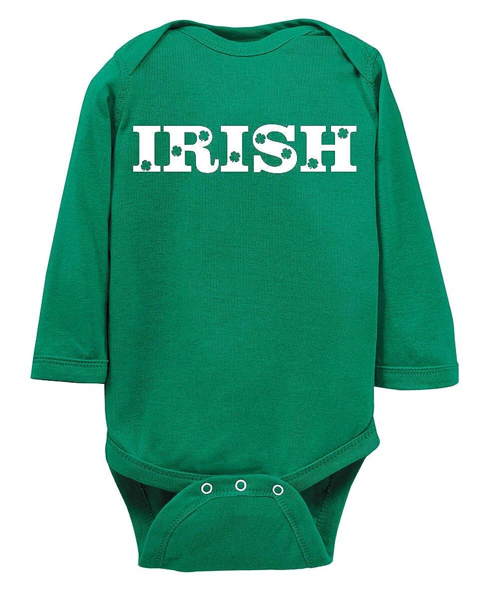 Patricks Day Baby Bodysuit Irish St
