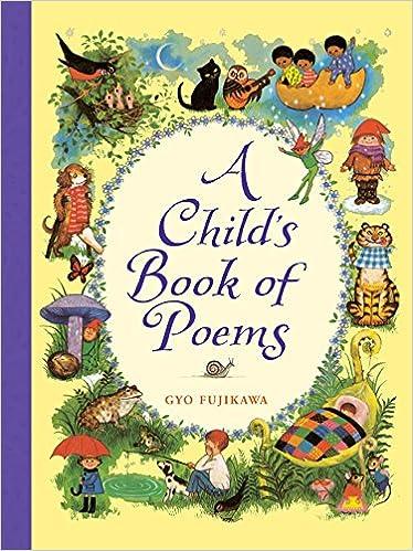 A Child's Book Of Poems por Gyo Fujikawa epub