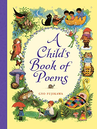 A Child's Book of Poems - Rare Childrens Books