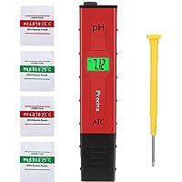 Medidores de pH,Preciva Medidor de Prueba de Calidad