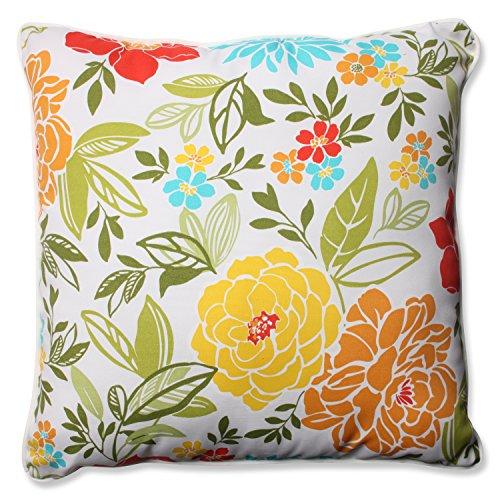 - Pillow Perfect Outdoor/Indoor Spring Bling Floor Pillow, 25