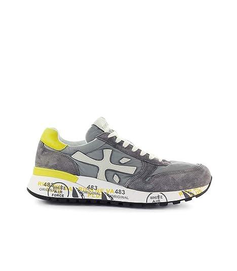 PREMIATA Scarpe da Uomo Sneaker Mick 3751 SS 2019