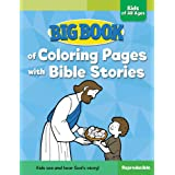 Bible Story Coloring Pages 1 Coloring Books Gospel Light 9780830718696 Amazon Com Books