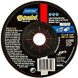 St Gobain-544 - 4''X1/8''X5/8'' Flexible Mini A60 Grinding Wh, Sold As 1 Each