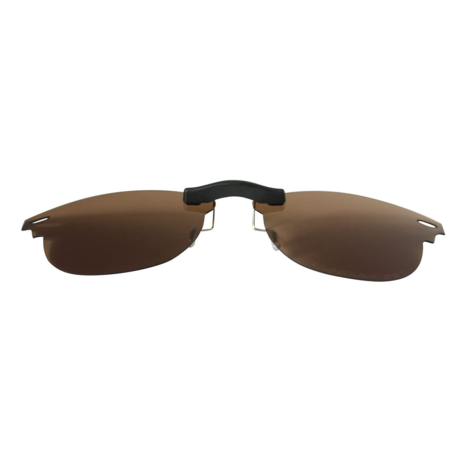 Custom Polarized CLIP-ON Sunglasses for Ray-Ban CLUBMASTER RB5154 ...