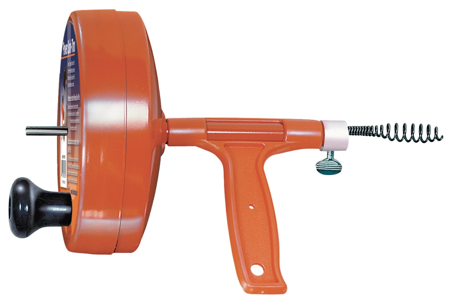 25 ft. x 1/4 in. Power Deluxe Spin-Thru by General Pipe Cleaners