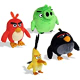 Angry Birds 6027844 – Peluche, 8 ""